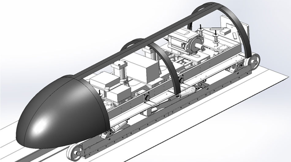 Hyperloop Competition Brings Reality To New Technology