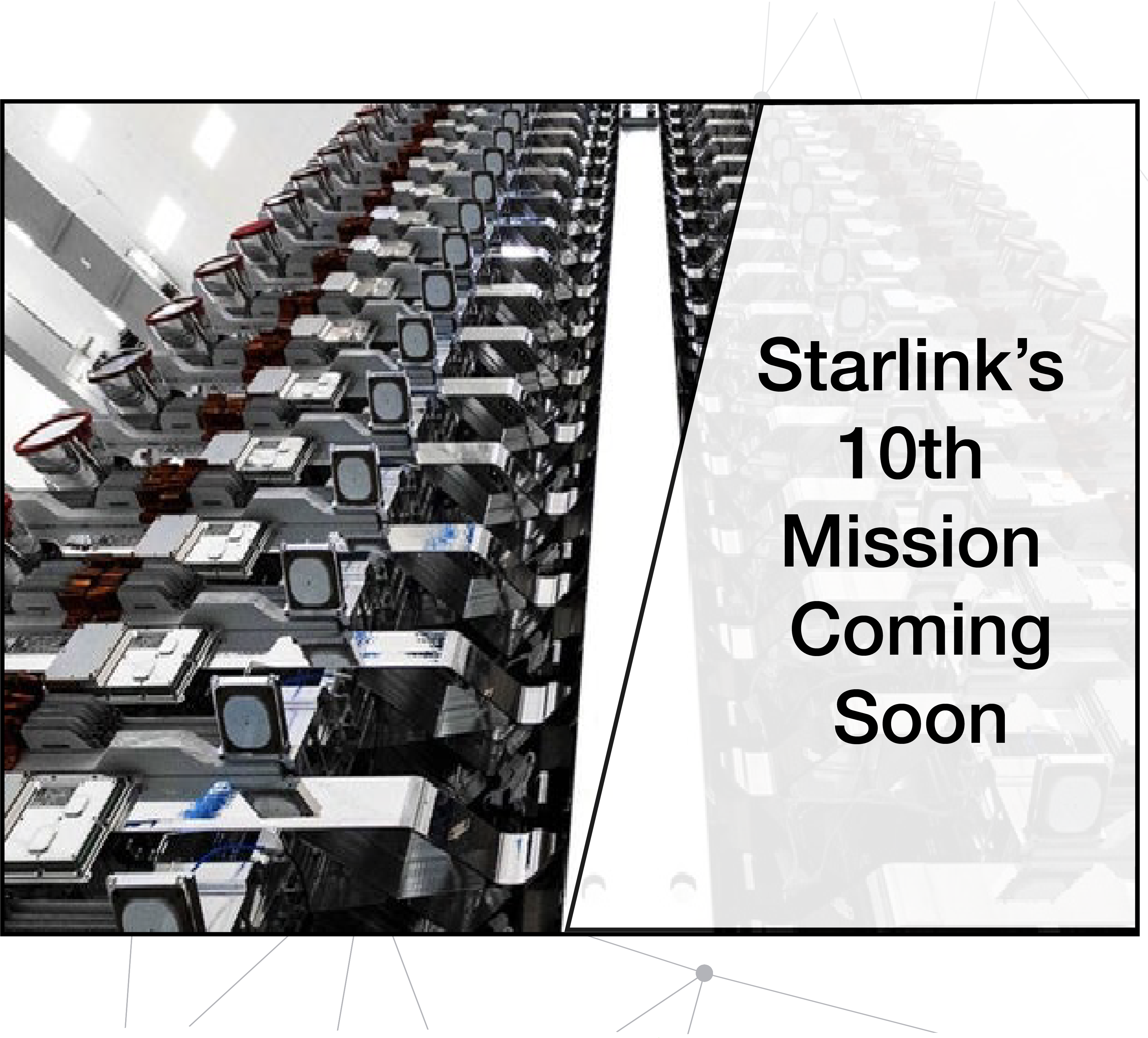 SpaceX's tenth Starlink mission coming soon!