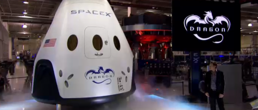 NASA Extends New Contract To SpaceX